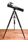 Telescópio astronômico Fotografia de Stock