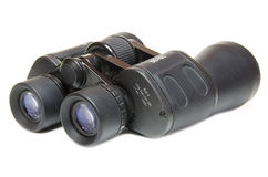 Telescópio, binóculos Fotografia de Stock