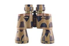 Telescópio binocular Fotografia de Stock Royalty Free
