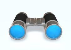 Telescoop vector illustratie