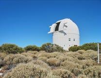 Telescop obraz royalty free