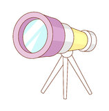 A telescope Stock Photography