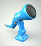 Telescope Royalty Free Stock Images