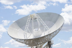 Telescope dish for astronomical science Stock Images