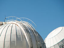 Telescope dome observatory Stock Photos