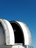 Telescope dome observatory Stock Photo