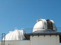 Telescope dome observatory Stock Photos
