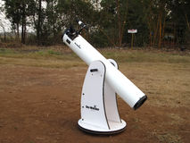 Telescope. Its photo of Big Telescope used for Skygazing royalty free stock photo