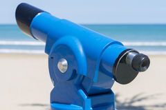 Telescope. Royalty Free Stock Photography