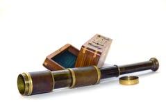 Telescope, souvenir Royalty Free Stock Photos