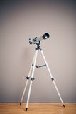 Telescope on tripod Royalty Free Stock Photo