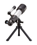 Telescope and Tripod Stock Images