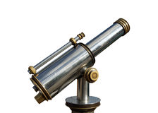 A telescope viewer Stock Image