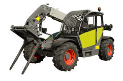 Telescopic handler Stock Photos