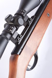 Telescopic sight Stock Photography