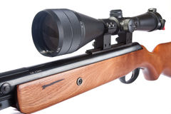Telescopic sight Royalty Free Stock Photography