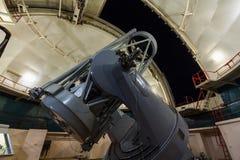 Telescopio óptico grande Foto de archivo libre de regalías