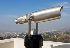 Telescopio Immagine Stock