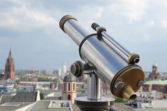 Telescopio Fotografie Stock Libere da Diritti