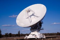 Telescopio compatto di schiera Immagini Stock Libere da Diritti