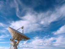 Telescopio de radio Imagen de archivo