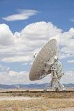 Telescopio de radio Foto de archivo