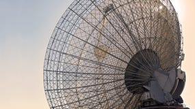 Telescopio de radio Foto de archivo libre de regalías