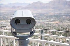 Telescopio dell'ospite Fotografie Stock Libere da Diritti