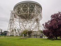 Telescopio di Lovell Immagine Stock