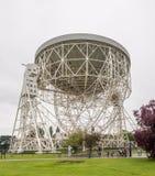Telescopio di Lovell Immagini Stock Libere da Diritti