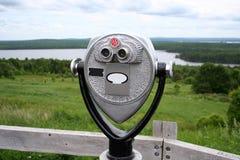 Telescopio di paga Fotografie Stock Libere da Diritti