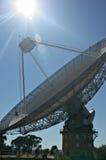 Telescopio radiofonico Fotografie Stock