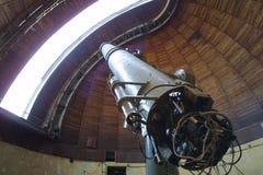 Telescopio - unità ottica Fotografia Stock Libera da Diritti