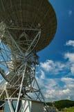 Telescopios de radio de PARI NC fotografía de archivo