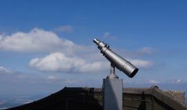 Teleskop lizenzfreies stockfoto