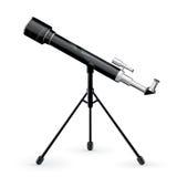 teleskop royalty ilustracja