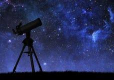 teleskop Zdjęcie Royalty Free