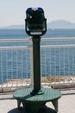 Teleskop dla turystów Zdjęcia Stock