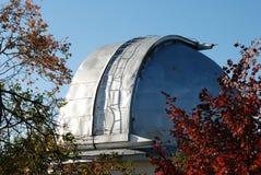 Teleskop kopuła Zdjęcia Stock