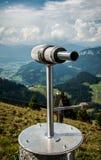 Teleskopbeobachtung Stockbilder