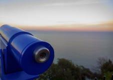 Teleskopkust Arkivfoton