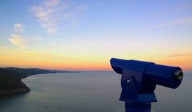 Teleskopkust Royaltyfri Bild