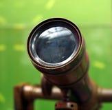 teleskopu rocznik Zdjęcie Royalty Free
