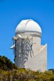 Teleskopy Astronomiczny Teide Obserwatorium Zdjęcie Royalty Free