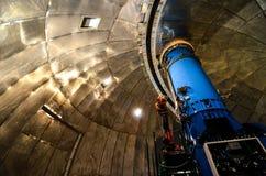 Teleskopy Astronomiczny Teide Obserwatorium obrazy royalty free