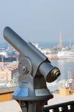 Teleskopzahlung Lizenzfreies Stockbild
