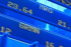 Teletipo común Foto de archivo libre de regalías