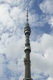 Teletower de Ostankino Fotografía de archivo