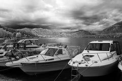 Teletskoe jezioro, Altai stanu Biospheric Naturalna rezerwa, Rosja Fotografia Stock