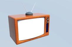Televisão clássica Ilustração Royalty Free